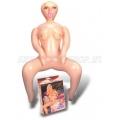 Jezebel Ryding ülő szexbaba