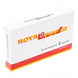Royal G Power kapszula férfiaknak - 2db